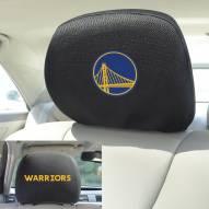 Golden State Warriors Headrest Covers