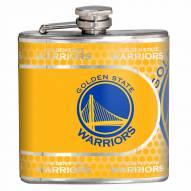 Golden State Warriors Hi-Def Stainless Steel Flask