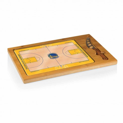 Golden State Warriors Icon Cutting Board