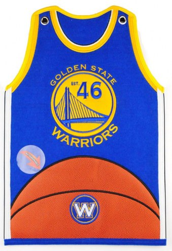Golden State Warriors Jersey Traditions Banner