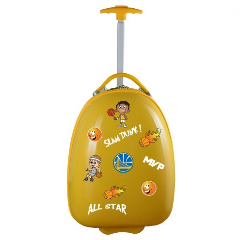 Golden State Warriors Kid's Luggage
