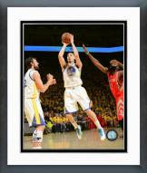 Golden State Warriors Klay Thompson Western Conference Finals Framed Photo