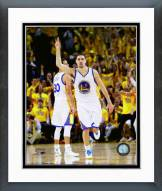 Golden State Warriors Klay Thompson Game 5 of the 2015 NBA Finals Framed Photo