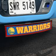 Golden State Warriors Light Up Hitch Cover