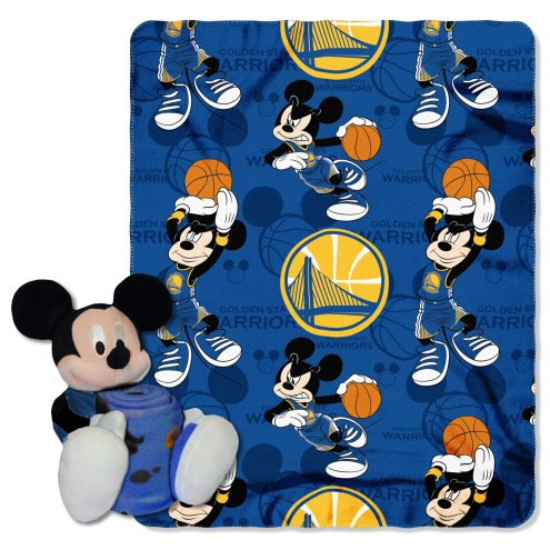 Golden State Warriors Mickey Mouse Hugger