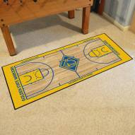Golden State Warriors NBA Court Large Runner