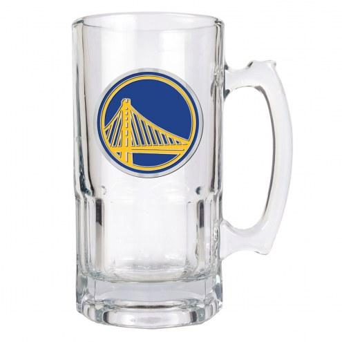 Golden State Warriors NBA 1 Liter Glass Macho Mug