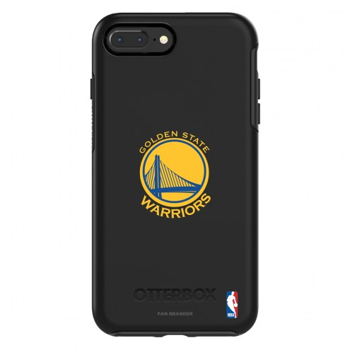 Golden State Warriors OtterBox iPhone 8 Plus/7 Plus Symmetry Black Case