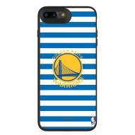 Golden State Warriors OtterBox iPhone X/Xs Symmetry Stripes Case