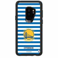 Golden State Warriors OtterBox Samsung Galaxy S9+ Symmetry Stripes Case