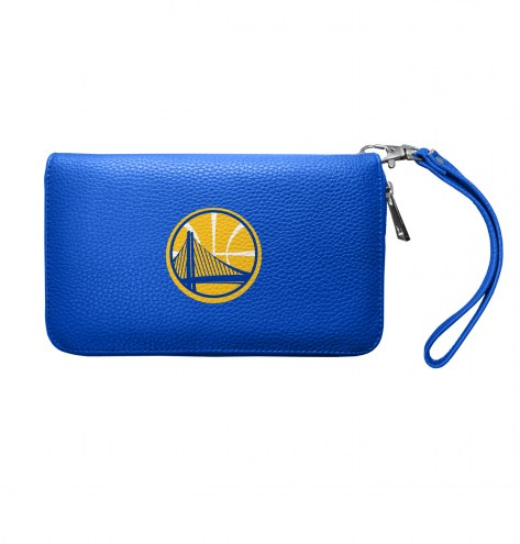 Golden State Warriors Pebble Organizer Wallet