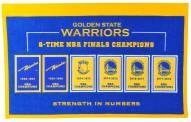 Golden State Warriors Rafter Raiser Banner