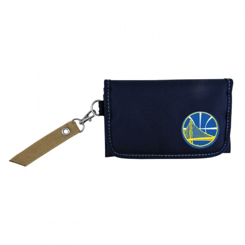 Golden State Warriors Ribbon Organizer Wallet