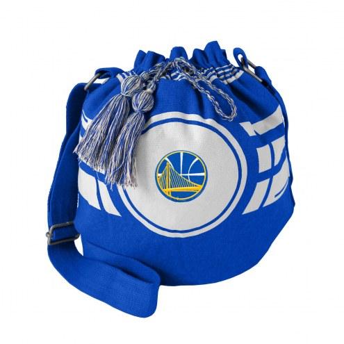 Golden State Warriors Ripple Drawstring Bucket Bag