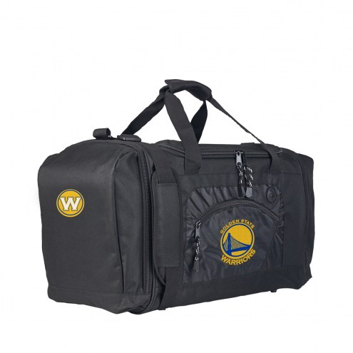 Golden State Warriors Roadblock Duffle Bag