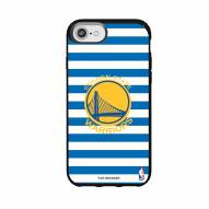 Golden State Warriors Speck iPhone 8/7/6s/6 Presidio Stripes Case
