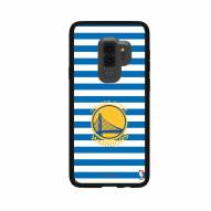 Golden State Warriors Speck Samsung Galaxy S9+ Presidio Stripes Case