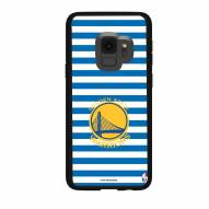 Golden State Warriors Speck Samsung Galaxy S9 Presidio Stripes Case