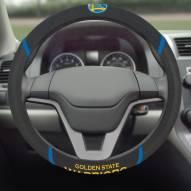 Golden State Warriors Steering Wheel Cover