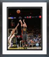 Golden State Warriors Stephen Curry Action Framed Photo