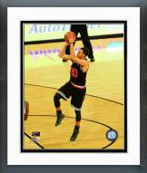 Golden State Warriors Stephen Curry 2015 NBA All-Star Game Action Framed Photo