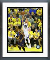 Golden State Warriors Stephen Curry Game 5 of the 2015 NBA Finals Framed Photo