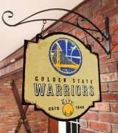 Golden State Warriors Tavern Sign
