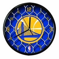 Golden State Warriors Team Net Clock