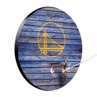 Golden State Warriors Weathered Design Hook & Ring Game