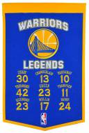 Golden State Warriors Legends Banner