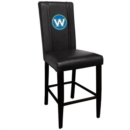 Golden State Warriors XZipit Bar Stool 2000 with Secondary Logo