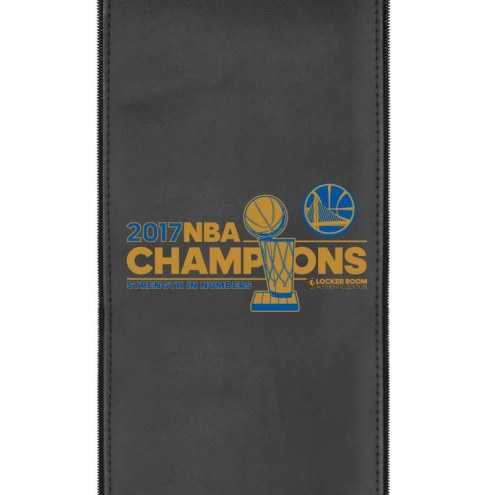 Golden State Warriors XZipit Furniture Panel with Secondary Logo