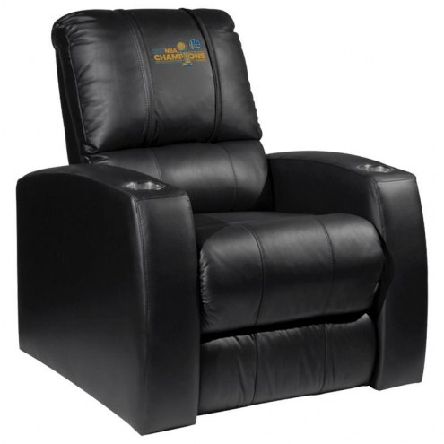 Golden State Warriors XZipit Relax Recliner with Secondary Logo