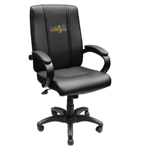 Golden State Warriors XZipit Office Chair 1000 with Secondary Logo
