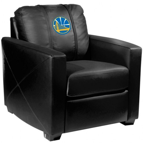 Golden State Warriors XZipit Silver Club Chair