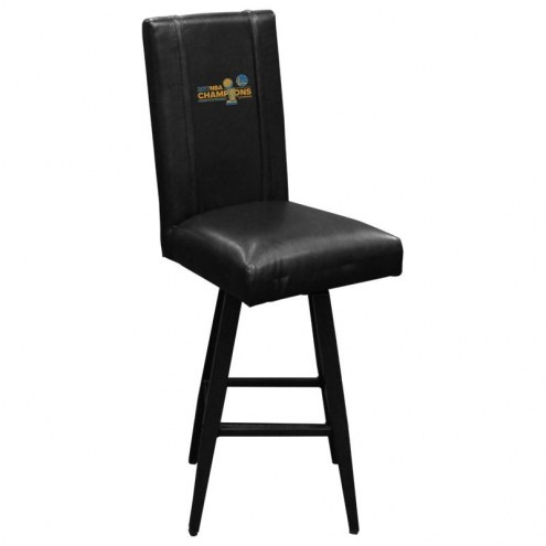 Golden State Warriors XZipit Swivel Bar Stool 2000 with Secondary Logo