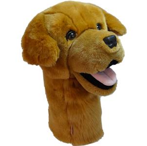 Golden Retriever Oversized Animal Golf Club Headcover