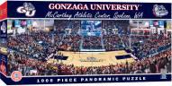 Gonzaga Bulldogs 1000 Piece Panoramic Puzzle