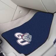 Gonzaga Bulldogs 2-Piece Carpet Car Mats