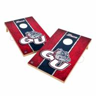 Gonzaga Bulldogs 2' x 3' Vintage Wood Cornhole Game