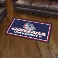 Gonzaga Bulldogs 3' x 5' Area Rug
