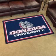 Gonzaga Bulldogs 4' x 6' Area Rug