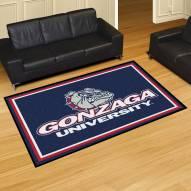 Gonzaga Bulldogs 5' x 8' Area Rug