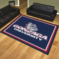 Gonzaga Bulldogs 8' x 10' Area Rug
