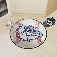 Gonzaga Bulldogs Baseball Rug