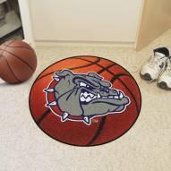 Gonzaga Bulldogs Basketball Mat
