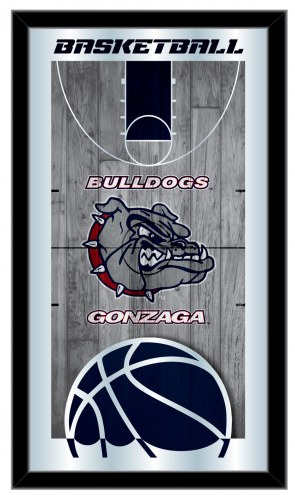 Gonzaga Bulldogs Basketball Mirror