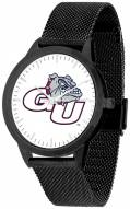 Gonzaga Bulldogs Black Mesh Statement Watch
