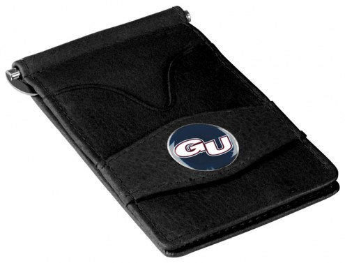 Gonzaga Bulldogs Black Player's Wallet