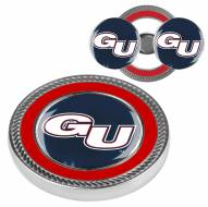 Gonzaga Bulldogs Challenge Coin with 2 Ball Markers